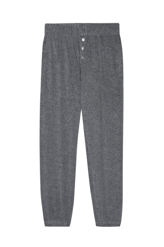 Terry Henley Sweatpant Heather Grey