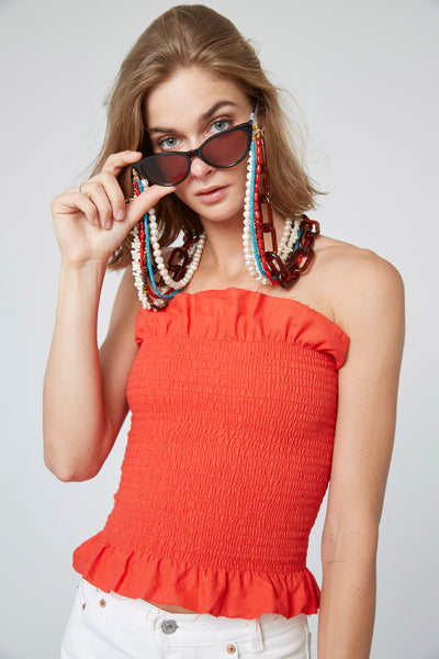 Puka Shell Sunglasses Chain