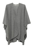 Brushed Rib Wonder Cape