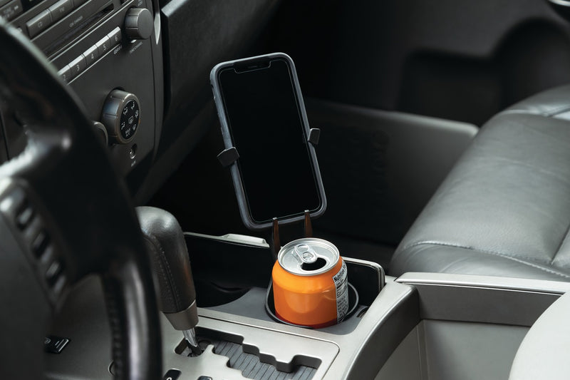 FREE-FLEX CUP & PHONE HOLDER