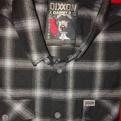 DIXXON THE MISSION