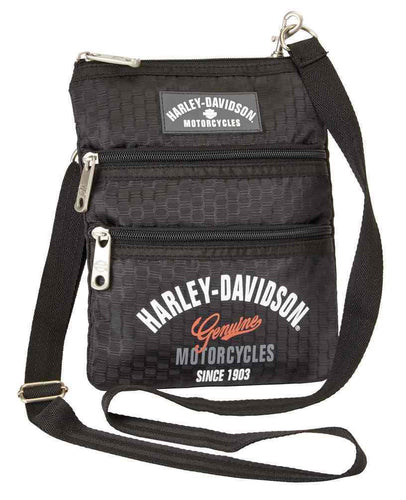 Harley-Davidson® Womens Tail of the Dragon Cross-Body Crossbody Sling Purse