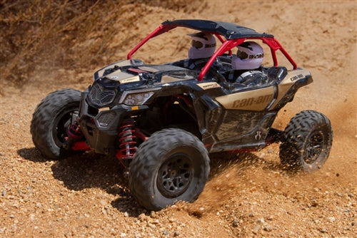 REMOTE CONTROL CAN-AM MAVERICK X3 X RS TURBO