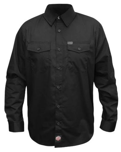WorkForce LONG SLEEVE- Black