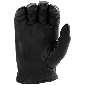 HIGHWAY 21 LOUIE GLOVES - BLACK LEATHER