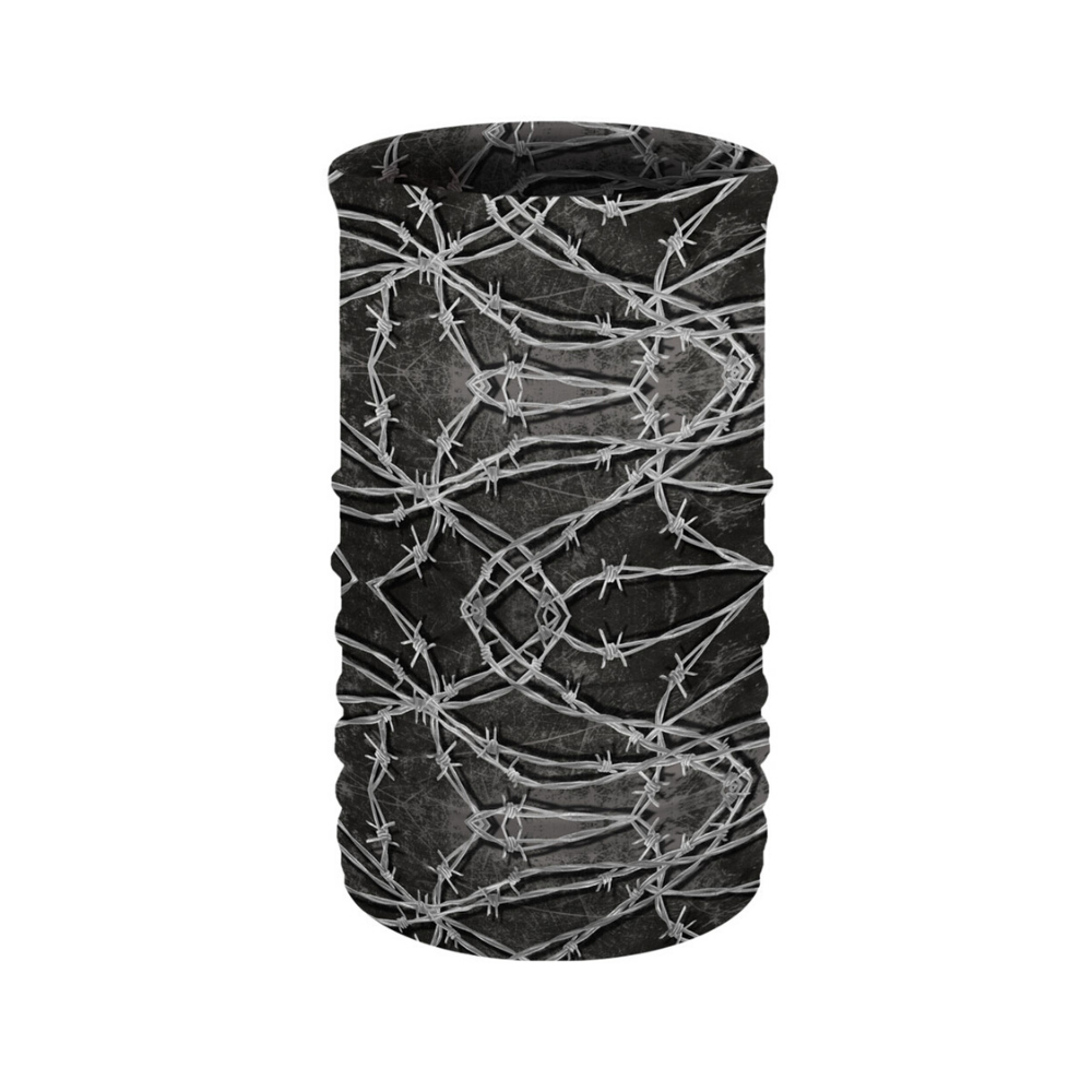 MULTI-FUNCTION TUBE - BARBED WIRE