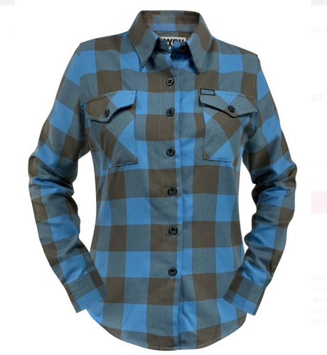 Women's Pier Ave Flannel