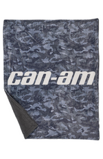 CAN-AM FLEECE THROW