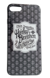 HARLEY-DAVIDSON SCRIPT iPHONE 7 PRINTED PHONE SHELL