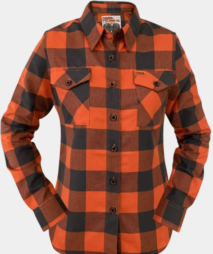 WOMEN'S KNUCK FLANNEL