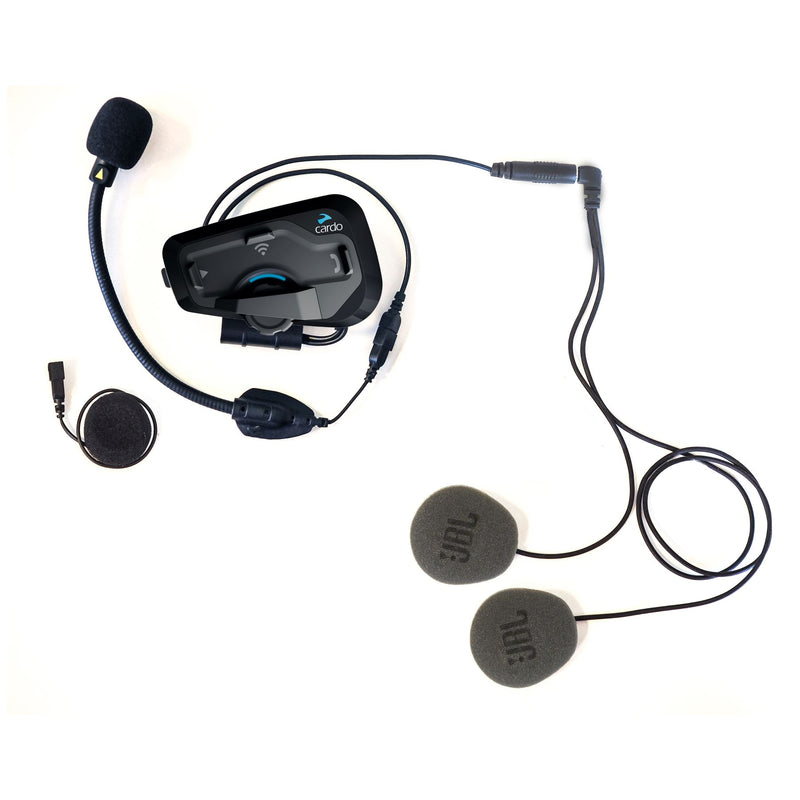 CARDO FREECOM 4+ HEADSET DUAL PACK JBL
