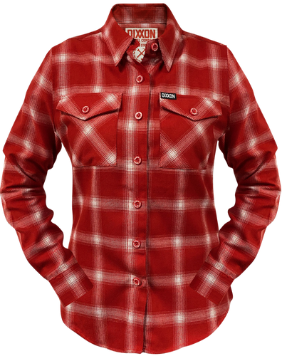WOMENS 3RD STREET FLANNEL
