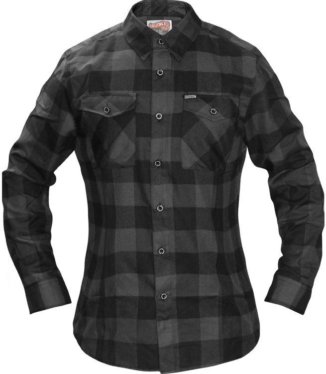 WOMEN'S MURKED OUT FLANNEL