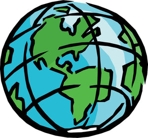 CD Think About The Planet Earth
