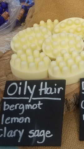 Shampoo Bar: Oily Hair
