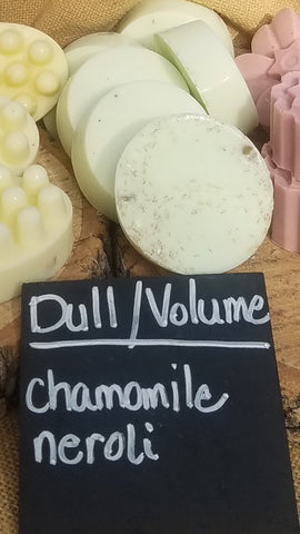 Shampoo Bar: Volume