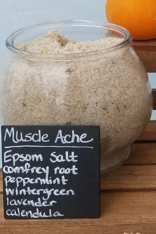 Muscle Ache Bath Salt