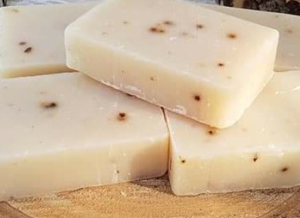 Lavender & Patchouli Goats Milk Soap