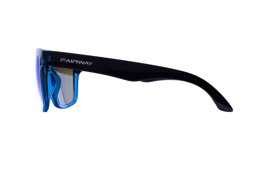 BOBBY II BLACK-BLUE SMOKE RF: 1907.03
