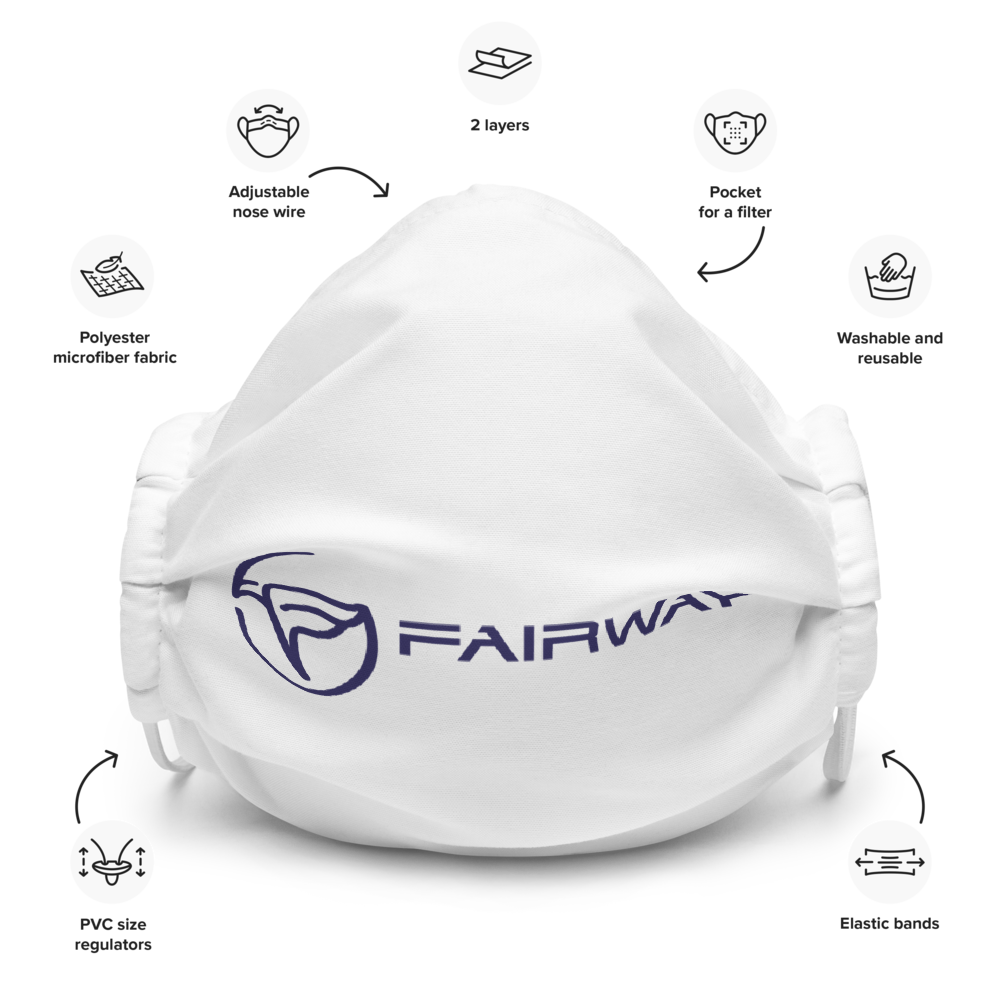 FAIRWAY FACE MASK