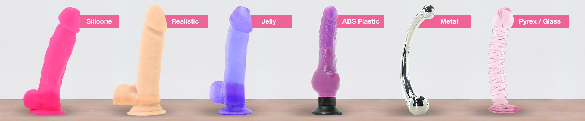 Dilo Sex Toy Materials