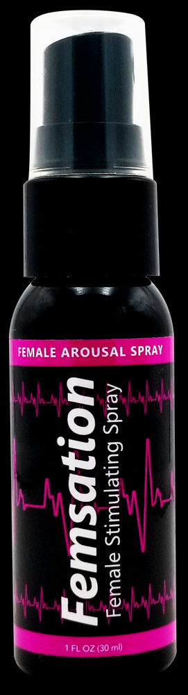 Femsation Female Stimulating Spray 1 Oz. Bottle