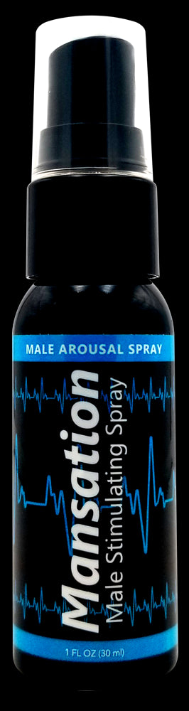 Mansation Male Stimulating Spray 1 Oz. Bottle