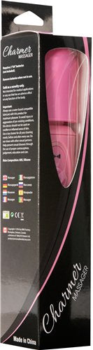 Charmer 2 Speed Massager Pink Cordless