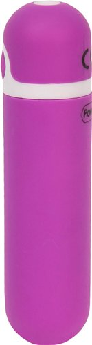 Wonderlust Purity Bullet Purple Rechargeable