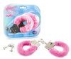 Playtime Cuffs Pink Fur