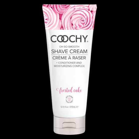 Coochy Shave Cream Frosted Cake 12.5 Oz.
