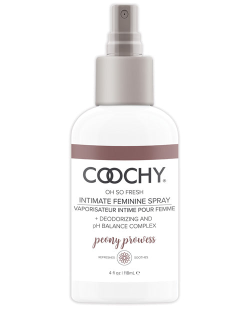 Coochy Intimate Feminine Spray 4 Oz.