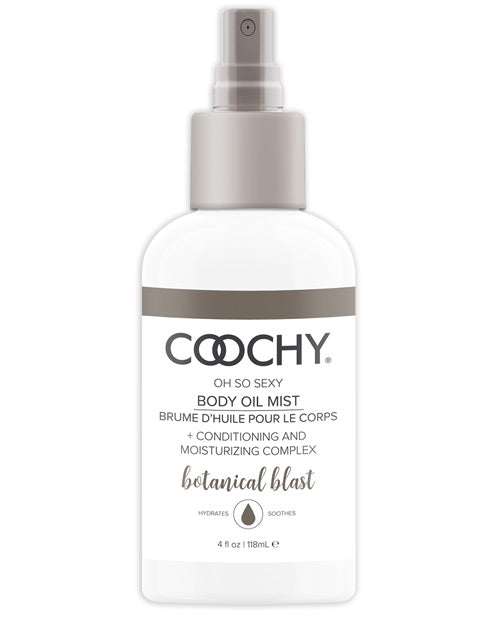 Coochy Body Oil 4 Oz.