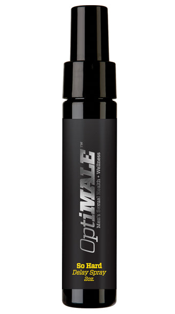 Optimale So Hard Delay Spray 2 Oz.
