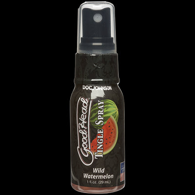 Goodhead Tingle Spray Wild Watermelon 1 Oz.