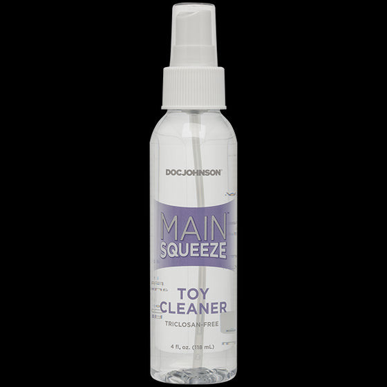 Main Squeeze Toy Cleaner 4 Oz.