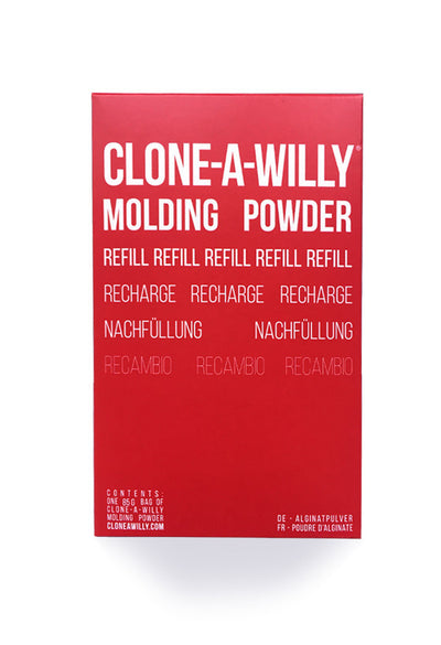 Clone a Willy Refill Molding Powder 3 Oz. Box