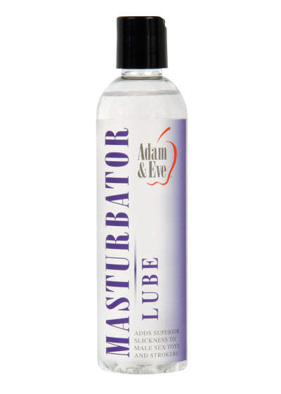 Adam & Eve Masturbator Lube 8 Oz.