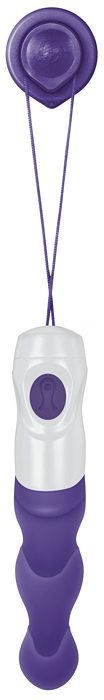 Wet & Wild Anal Vibrator W Shower Hook