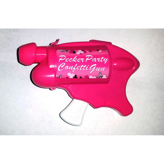 Party Pecker Confetti Gun