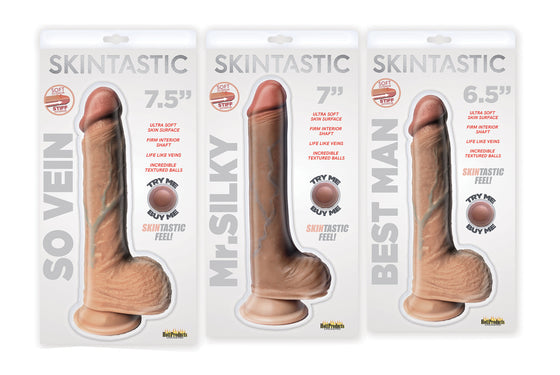 Skinsations So Vein 7.5 ""
