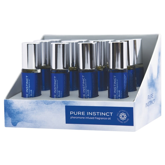 Pure Instinct Oil True Blend Roll On 10.2 Ml 12 Pieces Display