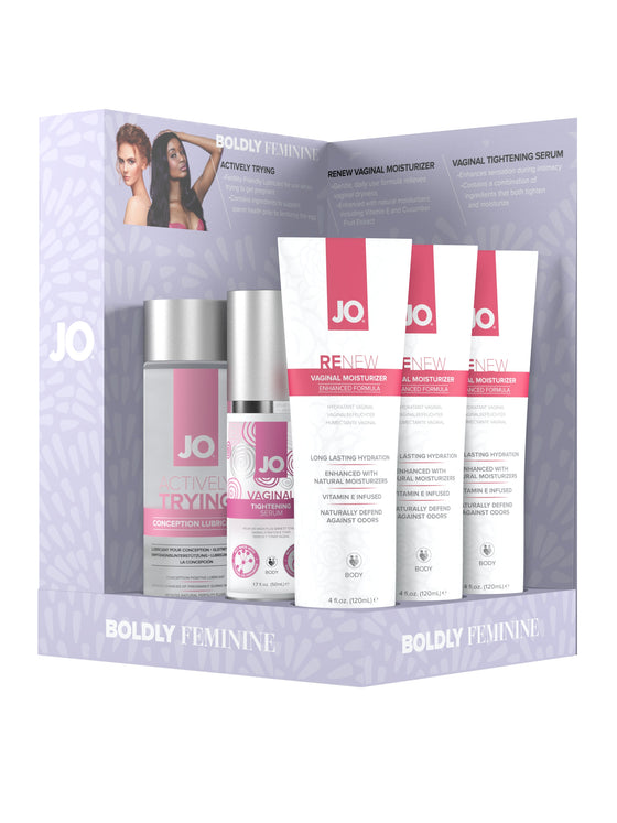 Jo Limited Edition Women's Prepack Display