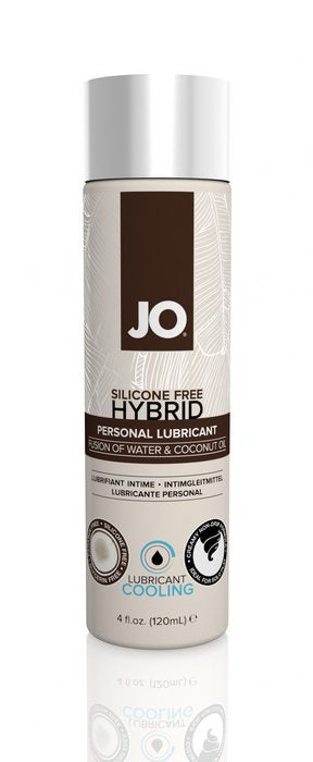 Jo Hybrid Lubricant WCoconut Cooling 4 Oz.