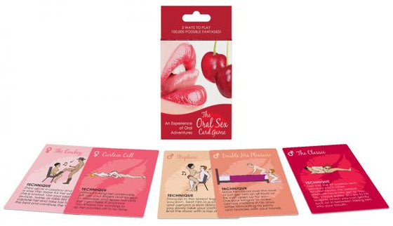 Oral Sex Card Game