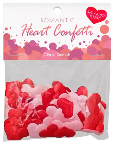 Romantic Heart Confetti