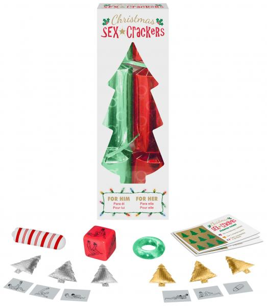 Christmas Sex! Crackers