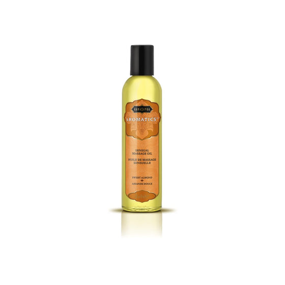 Massage Oil Sweet Almond 2 Oz.