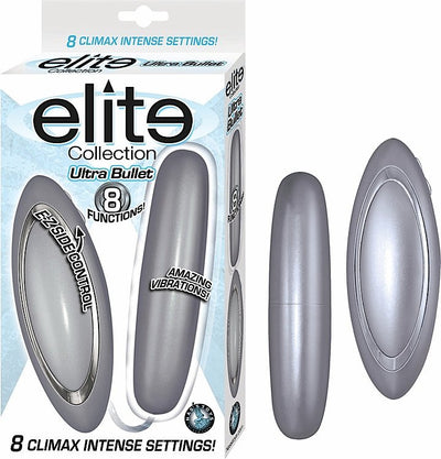 Elite Collection Ultra Bullet Silver