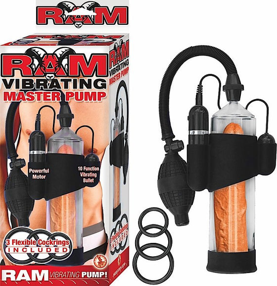 Ram Vibrating Master Pump Clear